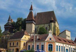 Biserici fortificate sasesti 04-05 aprilie 2020