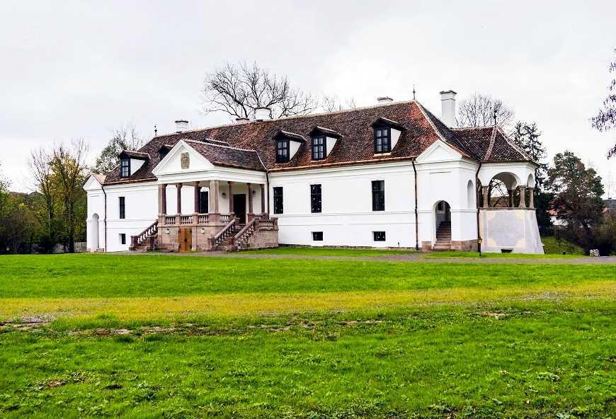 Castele si conace din Covasna