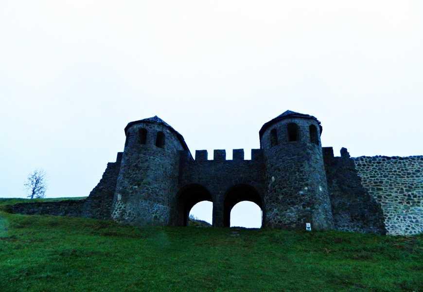 Circuit vestul Romaniei