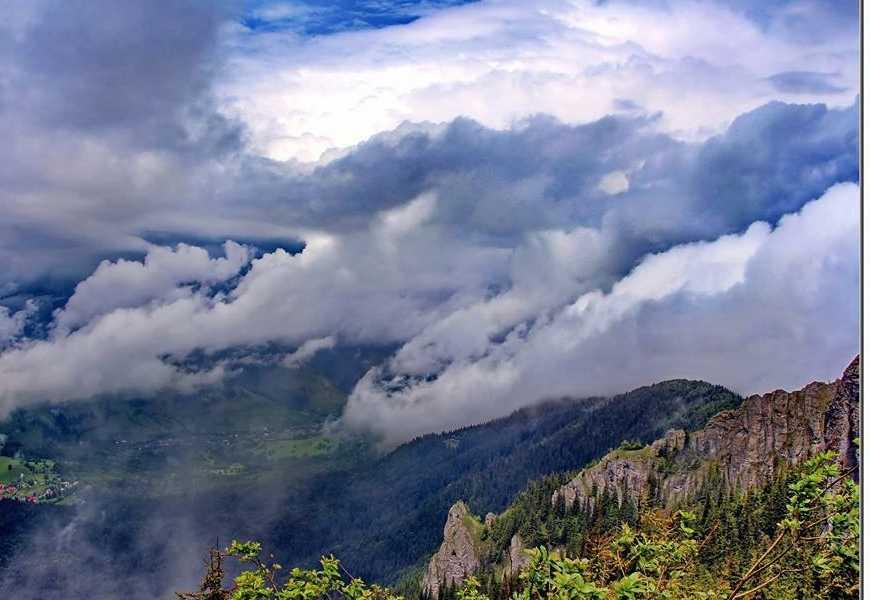Drumetie in muntii Ceahlau