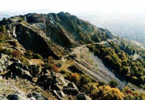 Drumetie in muntii Macinului 14-15 septembrie 2019