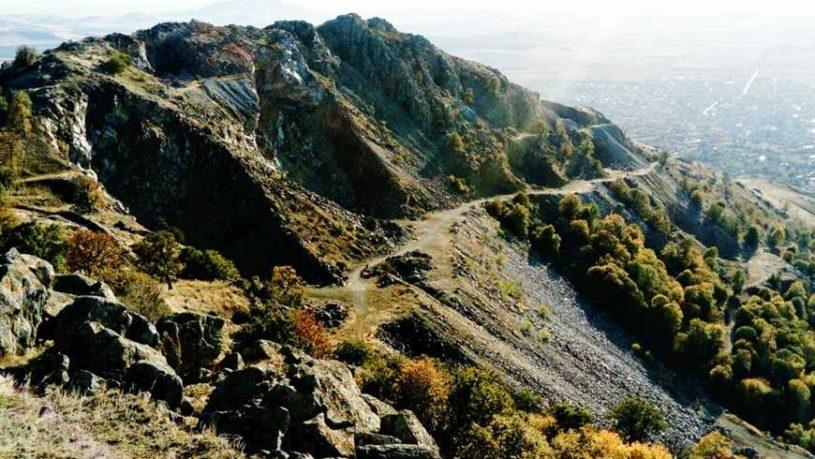 Drumetie in muntii Macinului 15-16 septembrie 2018