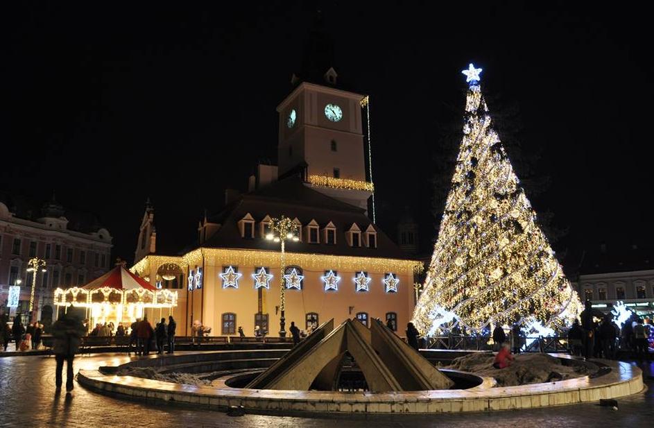 Pietele de craciun Brasov si Sibiu