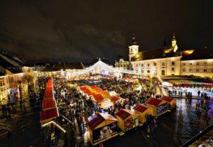 Pietele de craciun Brasov si Sibiu 07-08 decembrie 2019
