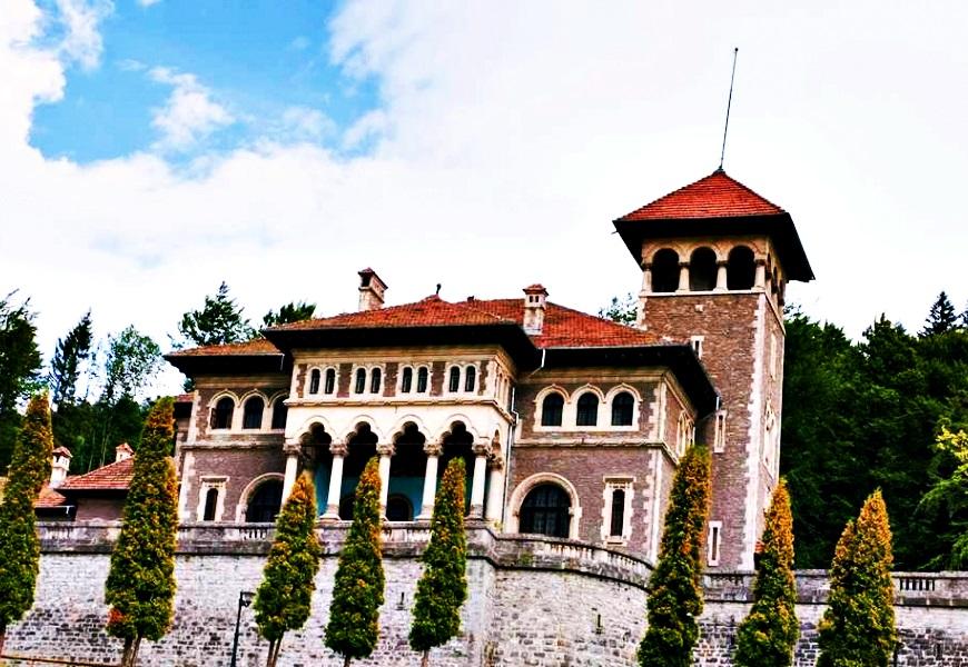 Castele de pe Valea Prahovei