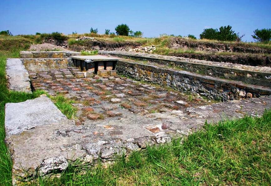 Excursie in Tinutul Romanatiului