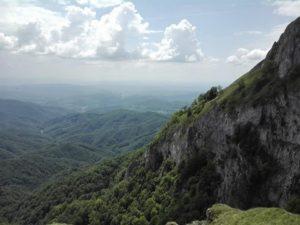 Drumetie Parcul Natural Buila Vanturarita 13 iulie 2019