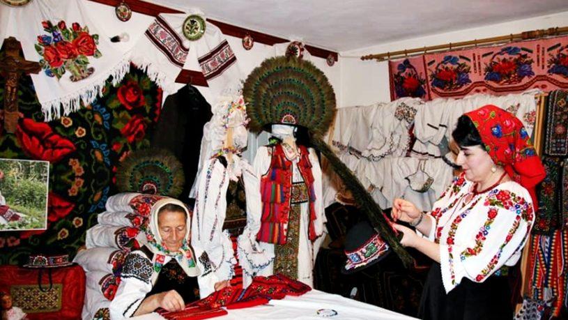 Traditii-mestesuguri in Bistrita Nasaud