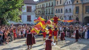 Excursie la Festivalul Sighisoara Medievala 27 iulie 2019