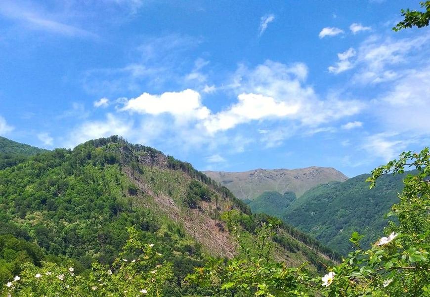 Cazanele Dunarii si satele din muntii Cernei