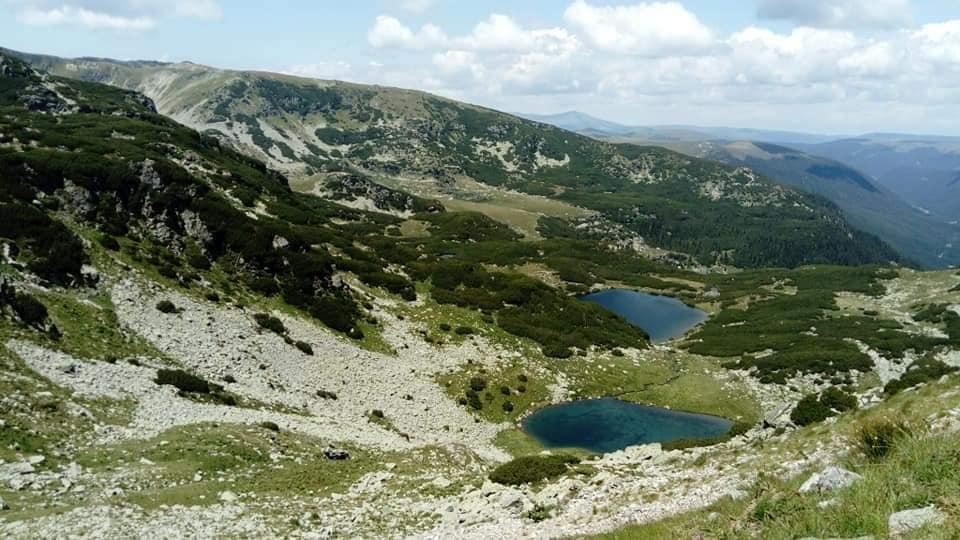 Drumetie Lacul Galcescu-muntii Parang